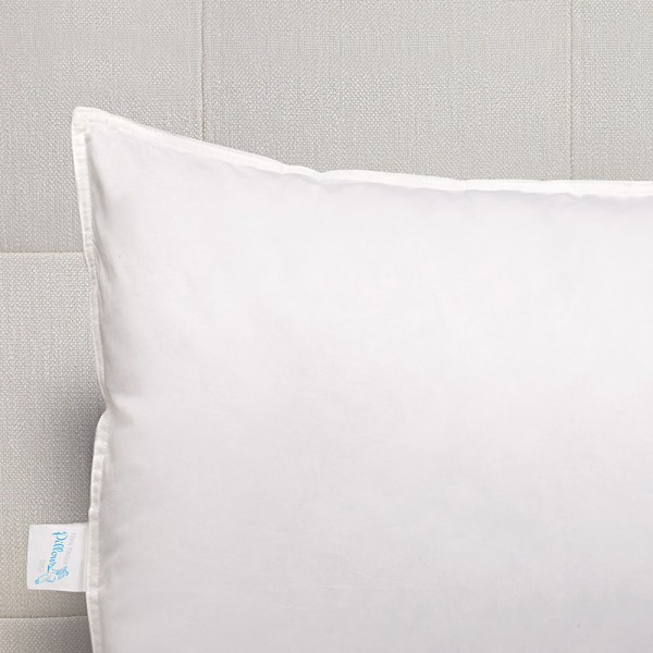 Italian Down Grade A Feather Pillow 42 Oz