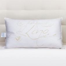 Italian Feather GABARDINE Down Cotton Pillow 46 oz